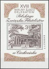Poland 2002 - Congress of the Polish Philatelic Union - Fi bl 181B MNH**