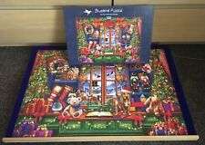 Bluebird Ye Old Christmas Shoppe 1000 Piece Jigsaw Puzzle