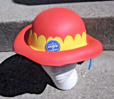 RINGLING BROTHERS logo Barnum & Bailey novelty cap 2008 circus clown hat costume