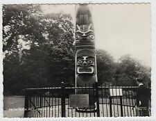 TOTEM POLE, VIRGINIA WATER: Surrey postcard (C5262).