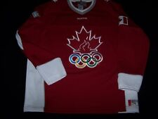 Canadian Olympic Hockey Jersey 2000 IIHF Team Canada Sydney Roots size S