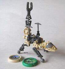 Lego 8506 Granite / Rock Slizer Technic complet de 1999 avec les 2 disques C171