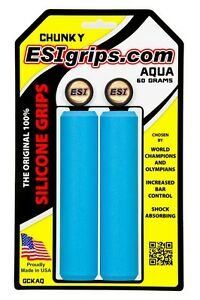 ESI Chunky - Silicone Handlebar Grips
