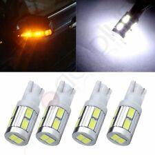 4X 11W 6000k White 921 T10 T15 LED Backup Reverse Light Bulbs w/ Projector Lens