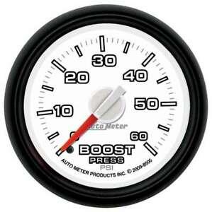 AUTO METER 2-1/16 Boost Gauge - Dodge Factory Match P/N - 8505