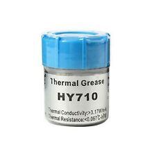 Thermal Paste HY710, 20g, 3.17W/m-k, Grease, Compound, Silver, CPU, GPU,