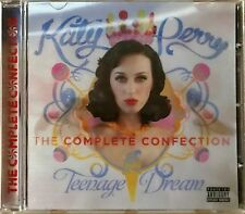 KATY PERRY - TEENAGE DREAM - THE COMPLETE CONFECTION (3D SLEEVE EU CD)