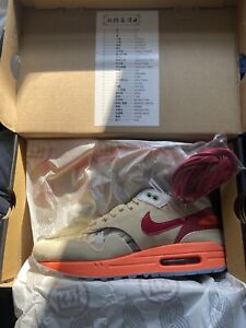 nike air max 1 clot Uk 8