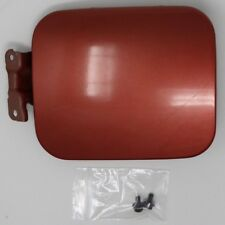 Ford Probe Gas Lid Fuel Door with Mounting Screws Red Metallic 93 - 97