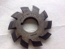 "#6,Involute Gear Cutter, Dp8, Gear Cutter, 1"" Hole"