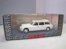 RIO 4232 Citroen ID Break Taxi 1959 - 1:43