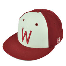 a27678710f9 NCAA Washington State Cougars The Game Pro Fitted Size 7 Two Tone Hat Cap
