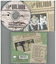 Café Quijano – La Extraordinaria Paradoja Del Sonido Quijano CD, Album 1999