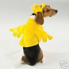 Casual Canine ADORABLE YELLOW DUCK  Pet Halloween Costume XS S M L XL