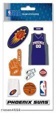 PHOENIX SUNS NBA  BASKETBALL  STICKERS