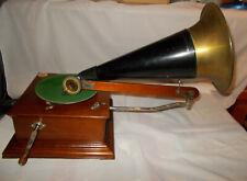 DGAG Schwenkstabgrammophon  Trichtergrammophon - Gramophone - Grammophon - HMV
