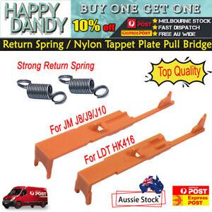 Nylon Tappet Plate Pull Bridge Return Spring Gen 8 9 10 M4 HK416 ACR Gel Blaster