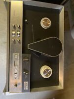 Vintage Ampex VR-6000 Reel to Reel Video Tape Recorder