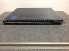 Juniper EX3200-48T 48-Port 10/100/1000BaseT (8-Ports PoE) + 320W AC PS #1603L