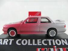 "Herpa 045049 bmw m3 (1986) ""racing"" en almandinrot/plata 1:87/h0 nuevo/en el embalaje original/PC"