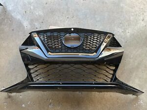 NEW OEM 2019-2021 NISSAN MAXIMA FACTORY GRILLE - MIDNIGHT SR EDITION