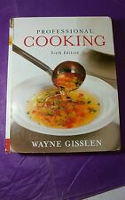 Cooking by Wayne Gisslen (2006, Hardcover, Revised)