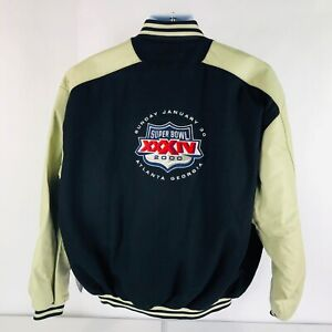 NFL Pro Player Super Jacket 2000 Atlanta Georgia New With Tags Size XL Nabisco