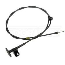 For Chevy C20 C30 K10 GMC C3500 Jimmy Hood Release Cable Dorman 912-020