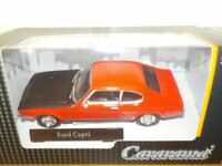 Ford Capri Mk1 - Red/Black, MODEL CAR, 1:43, SCALE, CARARAMA, Sports