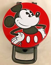 "Disney 7.5"" Mickey Mouse Shape Waffle Iron Baker Appliance"