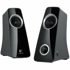 Computer Speakers Logitech Compact System Z320 For Notebooks