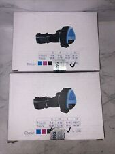 D9 (2) Gentle Muzzle Guard for Dogs Prevents Biting and Unwanted Chewing Md& Lg