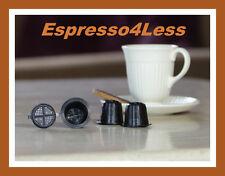 Coffeeduck Nuevos Rellenable Cápsulas Nespresso para máquinas de café después de octubre de 2010