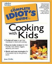 Complete Idiot's Guide to Cooking with Kids-ExLibrary