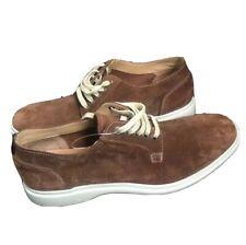 George Brown Bilt Men's Foster Derby Oxford,brown Suede , Size 9.0 $250.00