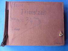 Fotoalbum Dienstzeit Panzertruppe Panzer Btl. 34 Bundeswehr 60er Jahre