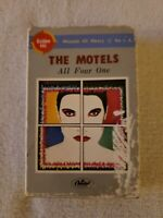 "The Motels ""All Four One "" Cassette Tape / 1982 / Capitol  RARE Korean Version"