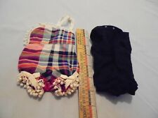 Terri Lee? 2 Sun Suits, Being Sold As Found, Lot 23, Vintage