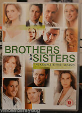 Brothers And Sisters - Season 1 - Complete ( 6 Disc DVD slimline box set)