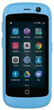 Unihertz Jelly Pro 4G smartphone Android 7.0 World's smallest sky blue