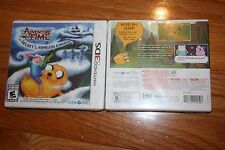 Brand New Sealed Nintendo 3DS Adventure Time The Secret Of The Nameless Kingdom