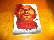 Dexter: The Complete Fifth Season (DVD, 2011, Canadian)