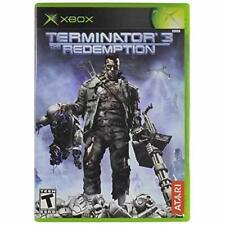 Terminator 3: The Redemption For Xbox Original 0E