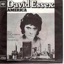 disco 45 GIRI David ESSEX AMERICA - DANCE LITTLE GIRL