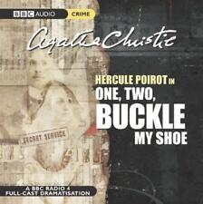 One, Two Buckle My Shoe (BBC Radio Collection) by Agatha Christie | Audio CD Boo
