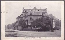 LONDON 98 Harrow Rd Warrington Lodge Used 1906 PPC