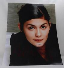 "**Genuine Hand Signed Audrey Tautou (Actress)10"" x 8"" Photo-UACC Member**"