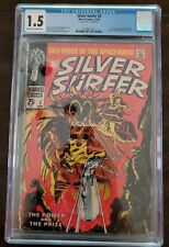 Silver Surfer #3 Vol 1 CGC 1.5 1st Appearance of Mephisto! Marvel 12/68