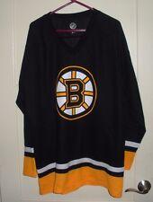 Boston Bruins NHL Black Hockey Practice Jersey Adult Size: XL
