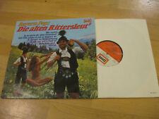 LP Bavière Pop les vieux rittersleut 'Mia tressaille'S Vinyle Europe E 1013